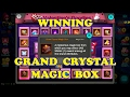 Taichi Panda | DragonUZI got Grand Crystal Magic Box-Reaping a major stat boost!