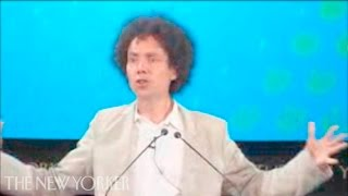 Malcolm Gladwell on engineering hits - The New Yorker Festival