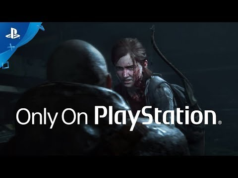 Only On PlayStation | PS4 Exclusive Games