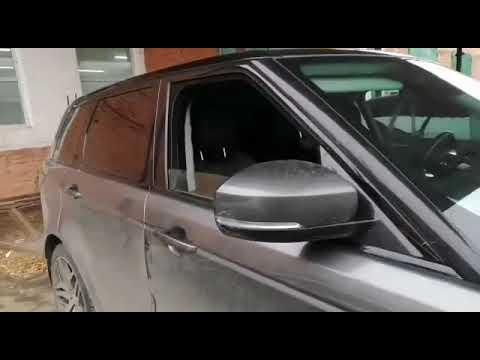 Тонировка 2 стекла, автосервис Пермь