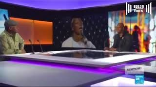 Malakey sur France 24 avec le titre Yako