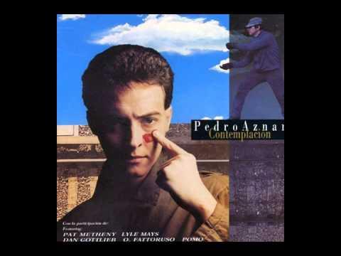 Pedro Aznar - Contemplación (disco completo - 1985)