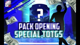 FUT 19 / ENORME PACK OPENING SPECIAL TOTGS / PACK A 125K, 45K