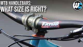 Download Video MTB Handlebars: What Width Is Right For You? MP3 3GP MP4