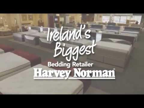 Harvey norman ireland 39 s biggest bedding retailer youtube - Harvey norman ireland ...