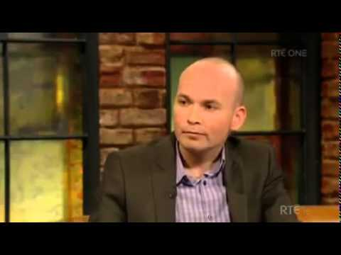 Paul Murphy v Ryan Tubridy on The Late Late Show