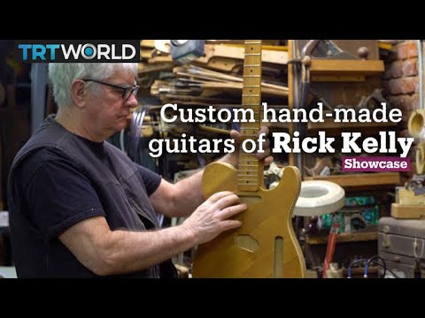 Rick Kelly's Carmine Street Guitars | Handicraft | Showcase