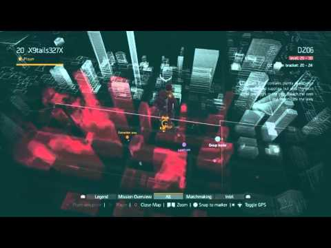 The Division - DARK ZONE HIGH END VENDOR LOCATION & ITEMS 10k+ VIEWS!