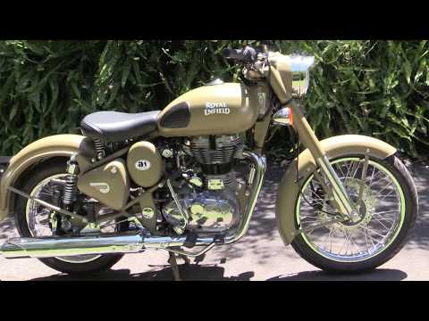 Royal Enfield Classic 500 Review