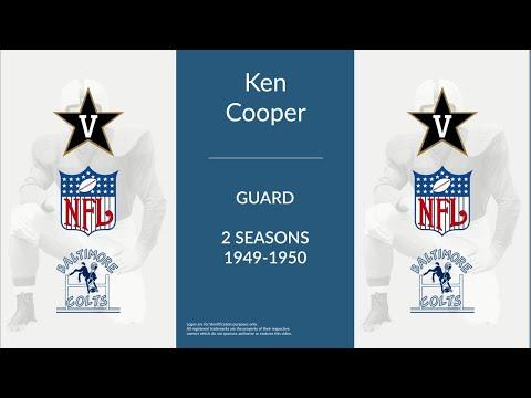 Ken Cooper: Football Guard