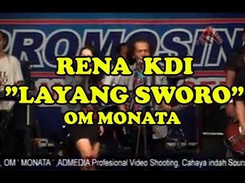 OM MONATA - RENA  KDI  - LAYANG SWORO