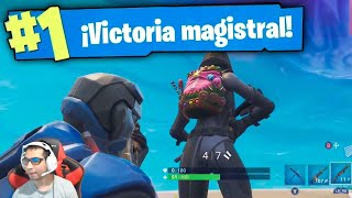 Fortnite Battle Royale (+100 Victorias Magistrales)