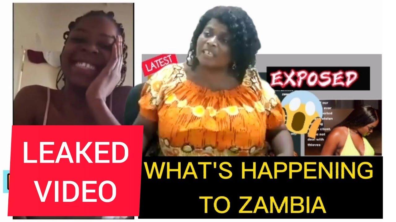 Download Zambian Couple Video And Mama Chikamoneka Explained