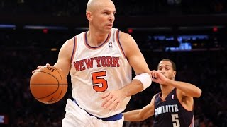 Jason Kidd Knicks Offense Highlights