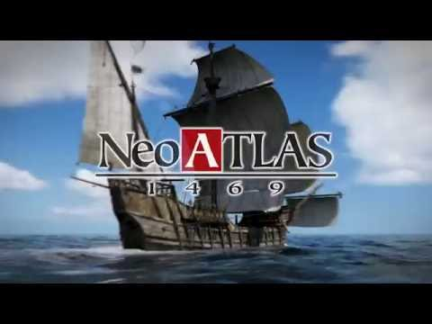 PS Vita「Neo ATLAS 1469」プレイ紹介ムービー