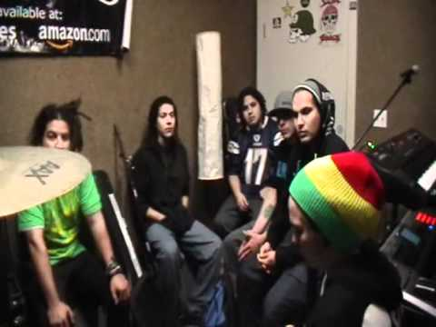 Tribal Seeds Lost Interview...San Diego, CA! in DEC 09'