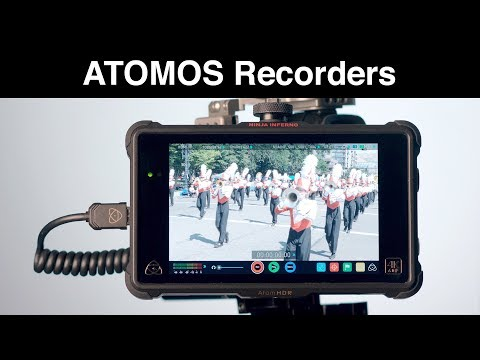 Atomos Recorders: Why do I Use Them?