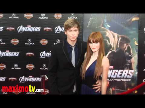 Bella Thorne with Boyfriend Tristan Klier