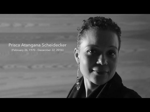Prisca Scheidecker Tribute