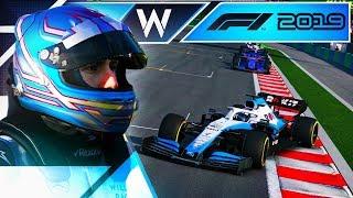 F1 2019 КАРЬЕРА - ПРОСТО Я НА WILLIAMS #12
