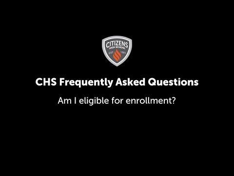Am I Eligible for Enrollment?