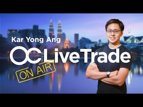 [ENGLISH] Live Trading Session 14.09 with Kar Yong   Forex Trading in English