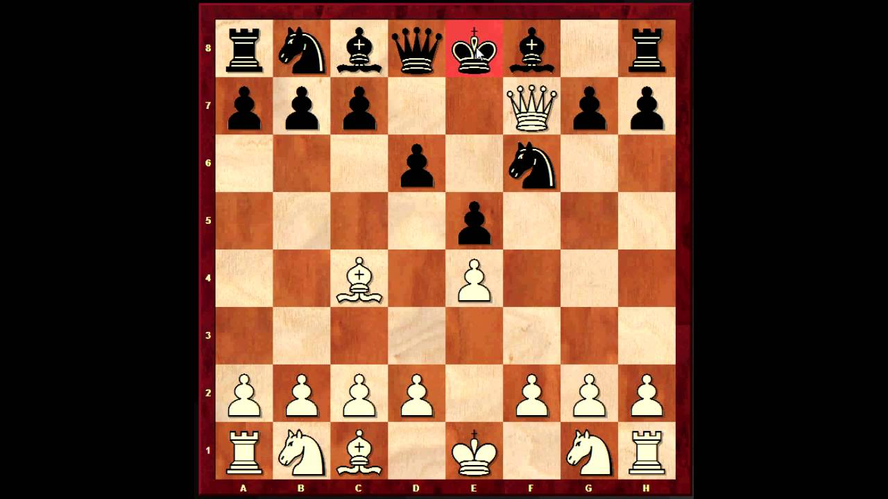 beginners guide fools mate scholar s mate and a nice tactic youtube