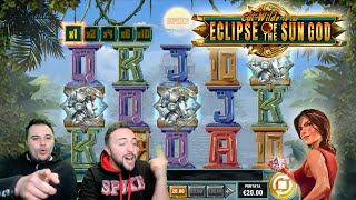 SLOT ONLINE - Esploriamo la CAT WILDE IN THE ECLIPSE OF THE SUN GOD 🌜🌞 🎰