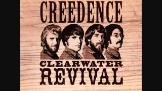 "CREEDENCE CLEARWATER REVIVAL  ""Jambalaya (On The Bayou)"""