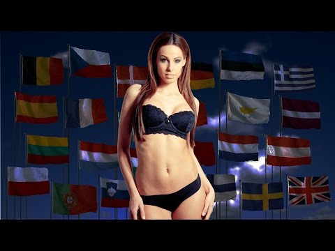 Top 10 Countries With Hottest Women