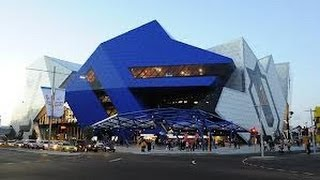 Perth Arena - Opening Day