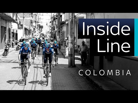 Team Sky Inside Line: Colombia
