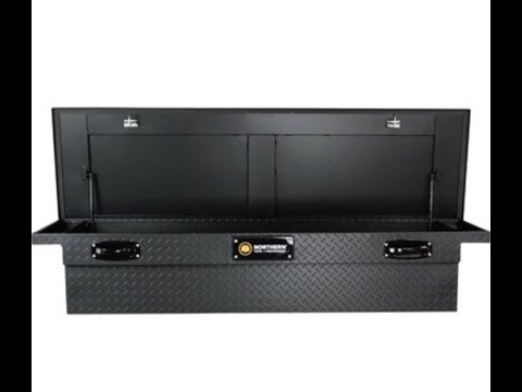 Tool Review- Northern Tool/Better Built Crossover Truck Toolbox Under $350.00