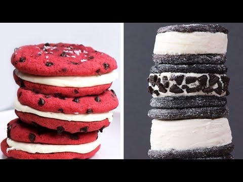 Yummy Dessert Treats | Red Velvet and Oreo Surprise DIY Treats | Easy Recipes by So Yummy