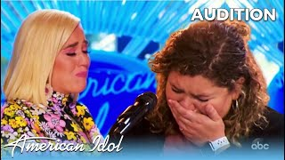 DJ Johnson Completely BREAKS DOWN in Emotional Audition Has All The Judges CRYING!!