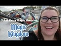 7 AM Extra Magic Hours | Walt Disney World Vacation November 2016, Day 3 Part 1