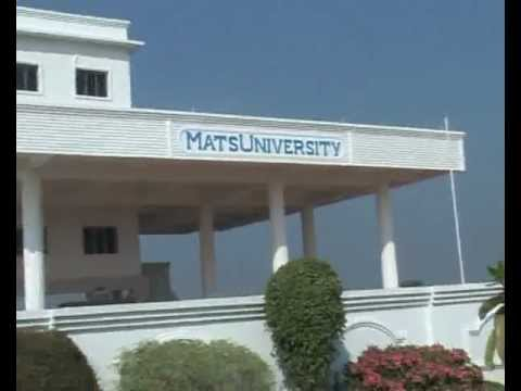 Entrance of Mats University.mpg