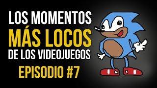 Los MOMENTOS MÁS LOCOS de los VIDEOJUEGOS #7