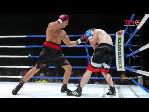 Mairis Briedis / Interview / Radio101 / Bigger's Better Superfinal @TM_FightingTeam