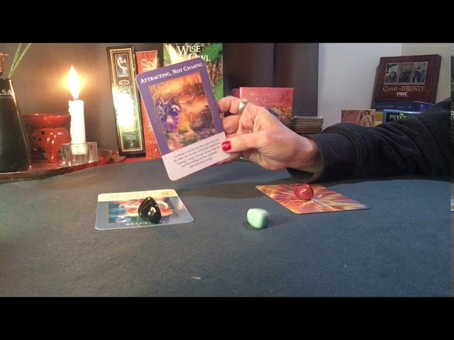 Pick up a card Tarot Reading Message from the Angel 😇 #8
