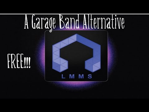 Garage Band Alternative | LMMS | Free!