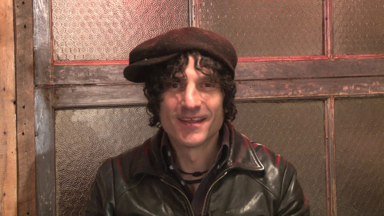 The New York Hardcore Chronicles 10 Questions w/ Jesse Malin (Heart Attack  / D Generation)