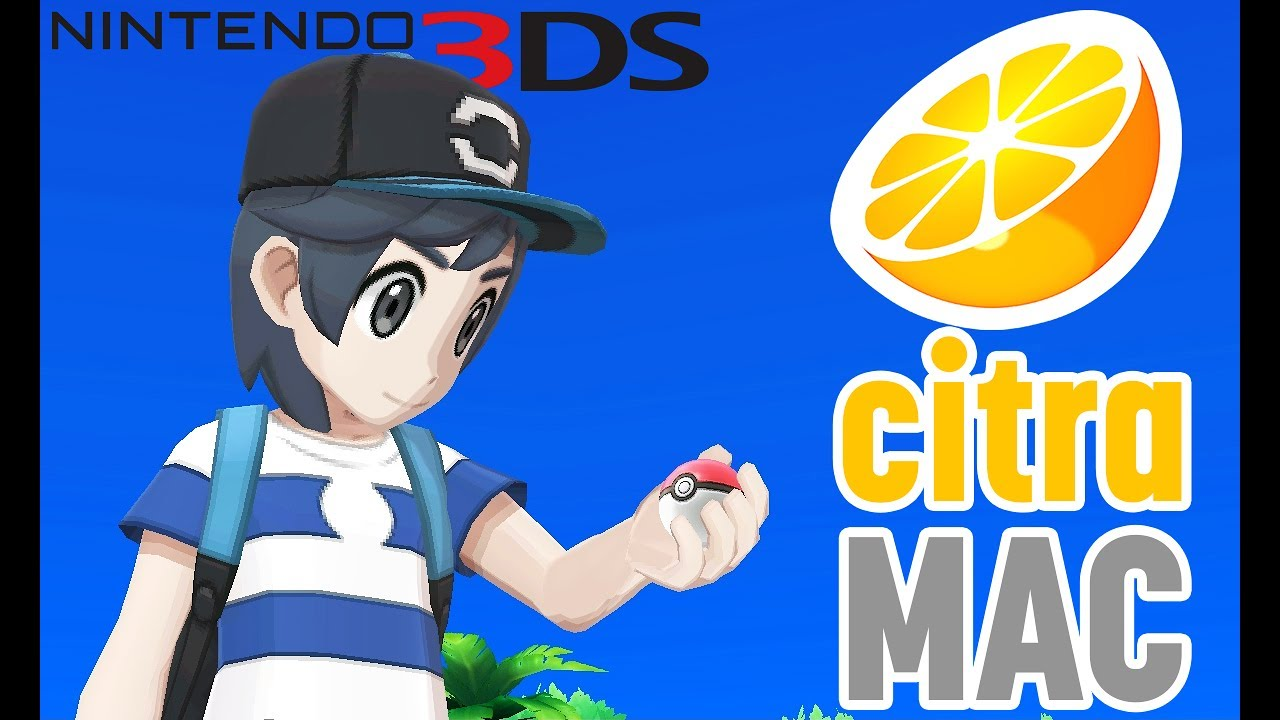 Play Nintendo 3DS on MAC! A COMPLETE GUIDE to CITRA EMULATOR!!