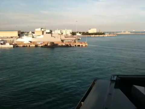 Visit to Changi Naval Base 23 May 2010