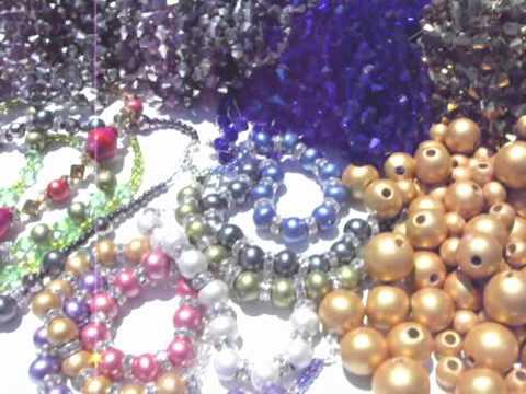 Inka Gold metallic Beads - Timeless DIY Kit