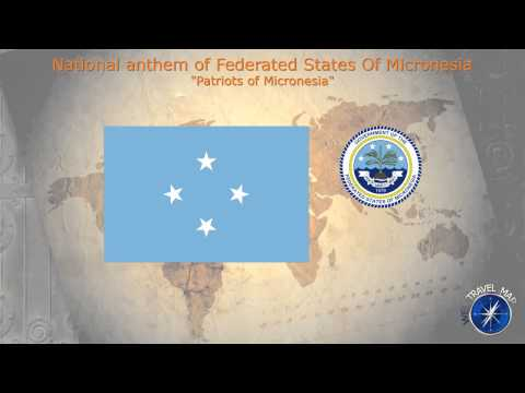 Federated States Of Micronesia National Anthem