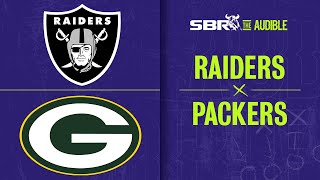 Raiders vs. Packers Week 7 Game Preview | Free NFL Predictions & Betting Odds