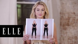 Iskra Lawrence Goes Behind the Camera With Her Body-Positive Message | ELLE + Fitbit