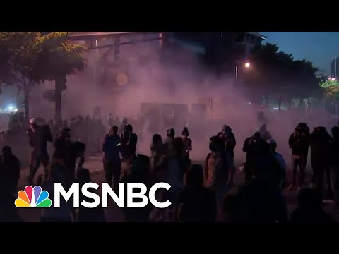 Scenes Out Of Minneapolis: 'Black America Feels Like It Cannot Breathe' | MSNBC