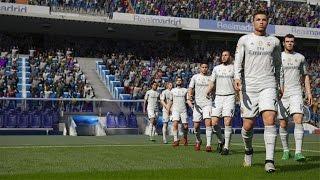 GETAFE vs REAL MADRID EN DIRECTO GOLES LA LIGA FIFA 16
